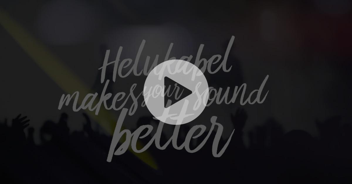 HeluSOUND i HeluLIGHT na scenie w akcji!