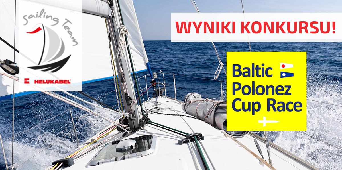 Wyniki konkursu Polonez Baltic Cup Race 2017