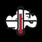 Odporny na temperatury
